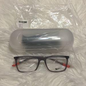 Nike 7254 glasses and case nwt